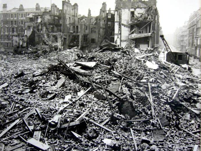 Hallam_Street_Blitz_Bomb_Damage