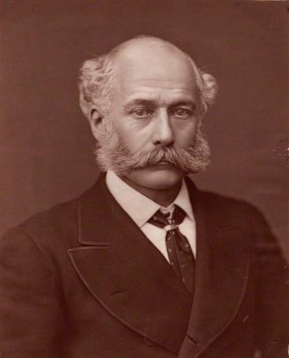 NPG x646; Sir Joseph William Bazalgette