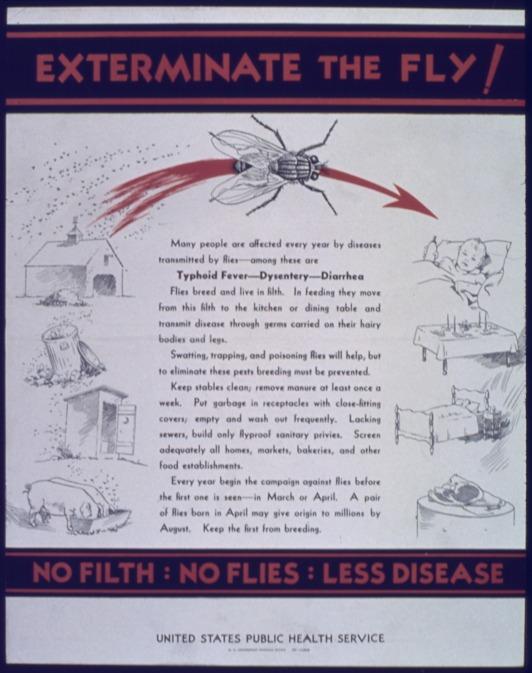 """Exterminate_The_Fly""_-_NARA_-_514233"